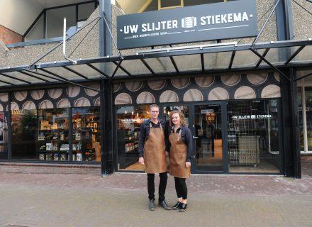 Uw Slijter Stiekema - Opening 2017