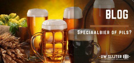 Een mooi sfeerbeeld met verschillende soorten bier