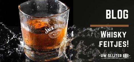 Glas met Jack Daniels en ijs
